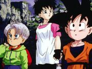 Videl Trunks Goten