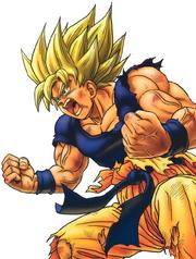 Goku Superguerrer Kanzenban