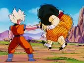 Goku vs A-19
