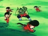 Goku velocitat vs Tambourine