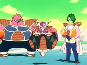 Freezer Guardaespatlles Namek