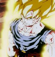 Goku Superguerrer primer cop