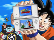 Goku i Kaito anunci Ultimate Butōden