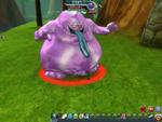 Jiggler lila