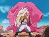 Buu absorbeix Gotrunks