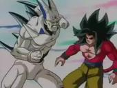 Syn vs Goku SG4