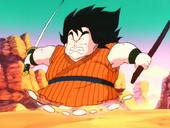 Yajirobai fugint