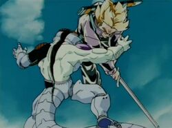Trunks mata a en Freezer