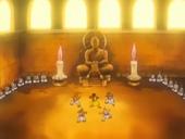 Interior temple Chappa