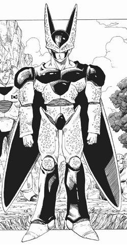 Cèl·lula definitiu manga