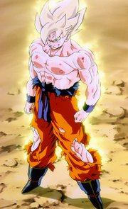 Goku superguerrer