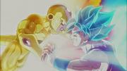 Freezer Daurat vs Goku SGDSG