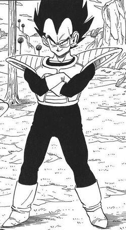 Vegeta (manga)