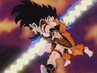 Mort Goku i Raditz
