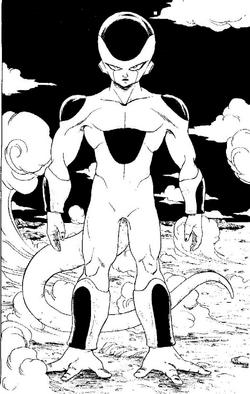 Freezer manga