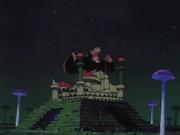 Goku Ozaru al castell d'en Pilaf