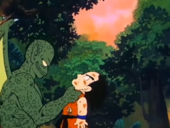 Tambourine derrota Goku