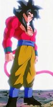 Goku superguerrer 4