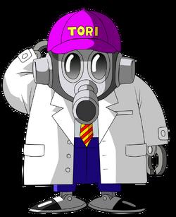 Tori-Bot