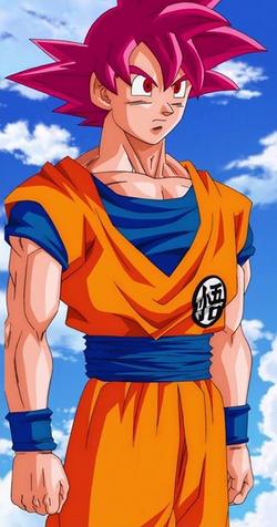 Goku SG Déu