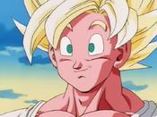 Cara Goku SGA
