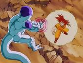 Goku a presó de Freezer