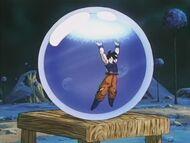 Goku bola genki bola vidre