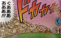 Goku SG3 derrotat SD