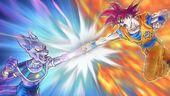 Bills i Goku xocant