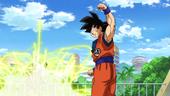 Goku marxa amb Whis