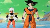 Jeice i Gineu cos Goku