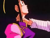 A-18 mata Xixi a malson Goku