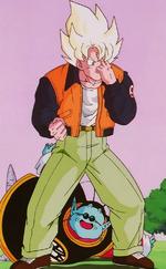 Goku busca namekians