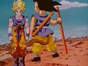 Goku superguerrer ending metralleta
