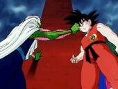 Goku exigint ampolla a Cor Petit