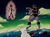 Goku Atac Kaito contra Gineu i Jeice