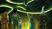 Bills demana desig a Shenron