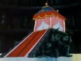 Dormitori castell del Mal