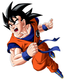 Goku Portada