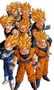 Superguerrers Manga