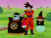 Kaito Goku i Baba