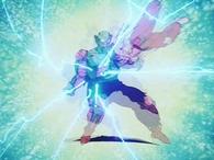 Goku derrota Cor Petit