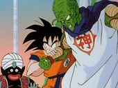 Goku, Totpoderós i Popo