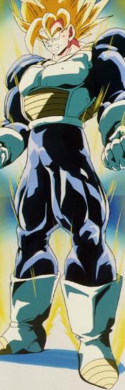Goku Ultra superguerrer