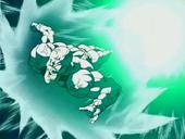 Yamu intenta fugir de Pui Pui