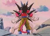 Goku intenta autodestrucció