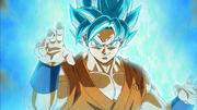 Goku SG Déu Superguerrer