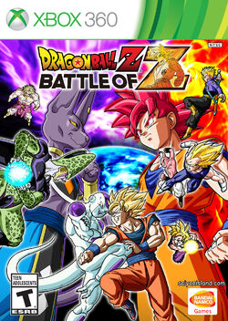 Battle of Z XBOX 360