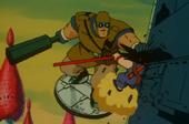 Bongo vs Goku