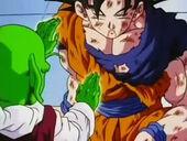 Dende cura Goku Palau de Déu